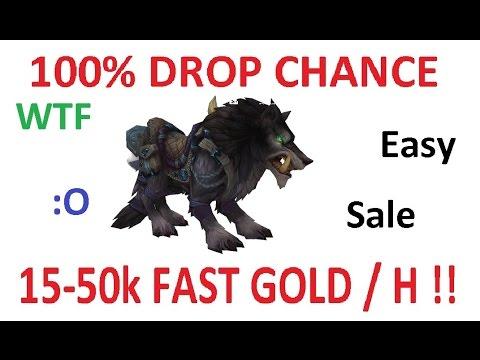 wod solo gold farming guide