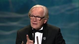 Orły 2017 - Andrzej Seweryn odbiera nagrodę w kategorii