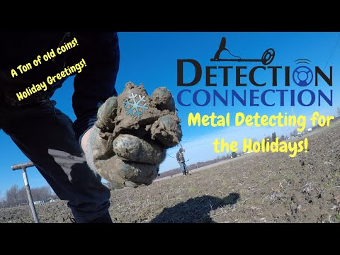 Metal Detecting For The Holidays