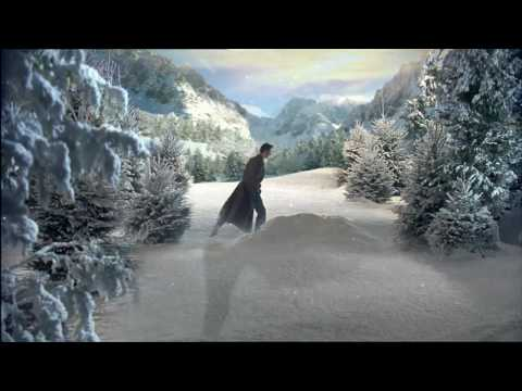 Doctor Who BBC One Christmas Ident 2009 with David Tennant