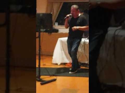 Tito. Karaoke at the Knights of Columbus