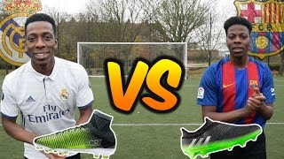 Nike Superfly 5 CR7 Chapter 3 VS Adidas Messi 16 | El Clásico | Ronaldo v Messi