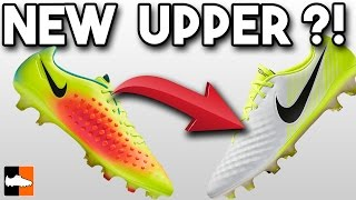 New Magista Opus Upper - Why Nike made the change!