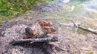 Отдых на озере Андреевском(Отдых на озере Андреевском., 2014-06-15T06:42:41.000Z)