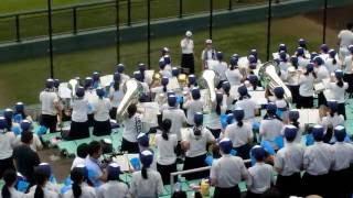 2016 県立岐阜商業高校 サンバ~突撃のテーマ