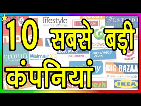 Top 10 Biggest Private Companies In India 👈 | भारत की दस सबस