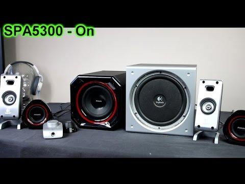 logitech-z3e-vs-philips-spa5300-2.1-system-bass-sound-test