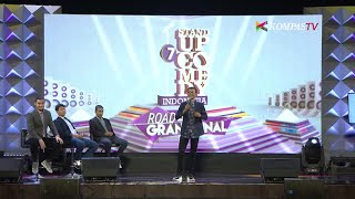 Ridwan Remin: Mari Saling Roasting! - SUCI 7