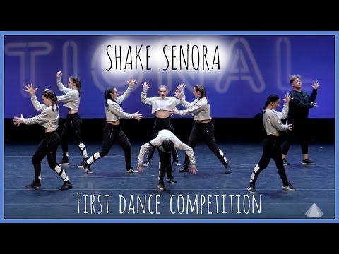 SHAKE SENORA - FIRST DANCE COMPETITION