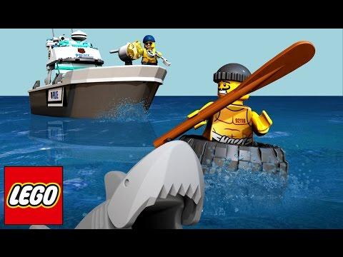 Лего сити мой город мультфильм