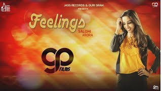 Feelings Saloni Arora Mp3 Song Download