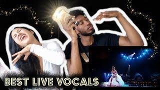 AGNEZ MO - BEST LIVE VOCALS COMPILATION | REACTION