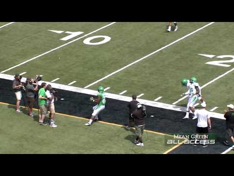 2014 North Texas Spring Football Game