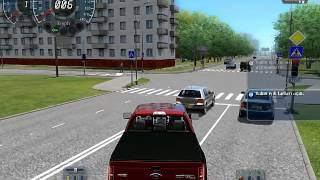 Ford Raptor SVT -- 1.3.3 City Car Driving İndir[Oyunmodlari.com]