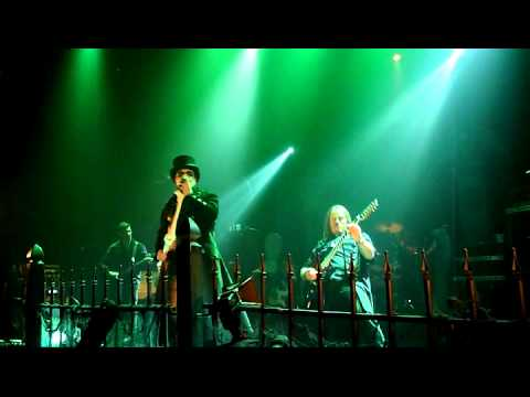 THEM - King Diamond's tribute_ The Invisible Guest live in nyc. 2011