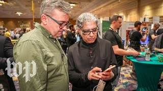 What's Deepak Chopra doing at CES of all places?