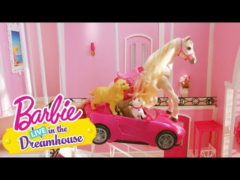 Happy Bathday to You | Barbie LIVE! In the Dreamhouse | Barbie