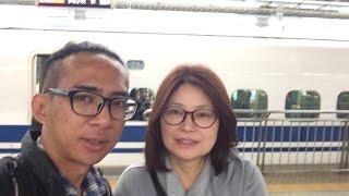 Vlog Jepang bareng istri #14 Shinkansen 新幹線