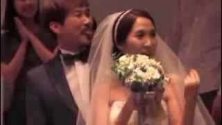 Wedding surprise 레미제라블(Les Miserables Korean Cast)감동적인 결혼식 축가. 내일로(One Day More)