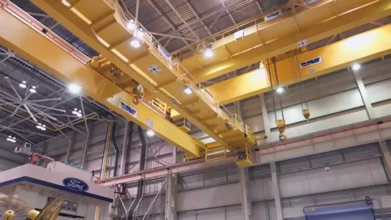 Par Crane To Crane Anti Collision System Advance Crane