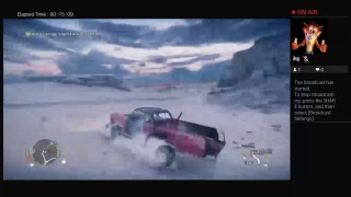 Mad max gameplay