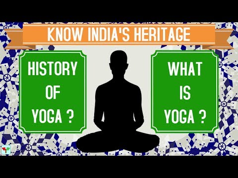 What Is Yoga Origin History Of Yoga In Hindi International Day Of Yoga 21 June 2017 Youtube