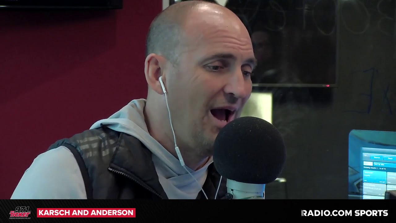 Karsch And Anderson Reacting To Chris Chelios Comments