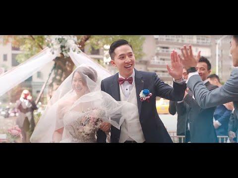 美福大飯店/證婚午宴/J-Love婚攝團隊