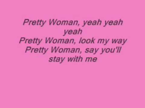 Pretty Women Lyrics