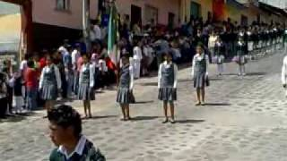 Desfile 4 de Octubre 2009 Coscomatepec Ver. 3ª parte