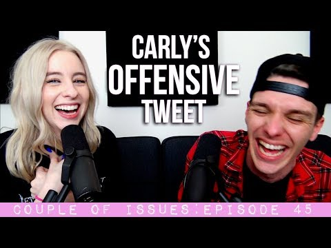 Carly's Offensive Tweet | Couple Of Issues: Episode 45