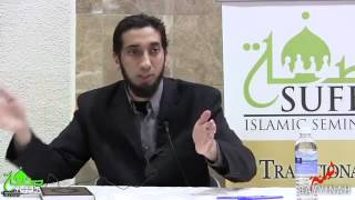 Educational Institutions and The Coming Islamic Renaissance   Nouman Ali Khan   YouTube
