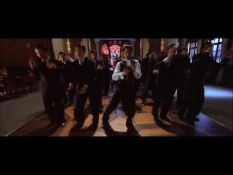 Disco Swag Dance - Axe Gang (Kung Fu Hustle) 2004 scene HD