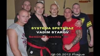 """""""Болевые приемы на пальцы"""" Self Defense Vadim Starov- Prague, Czech"""