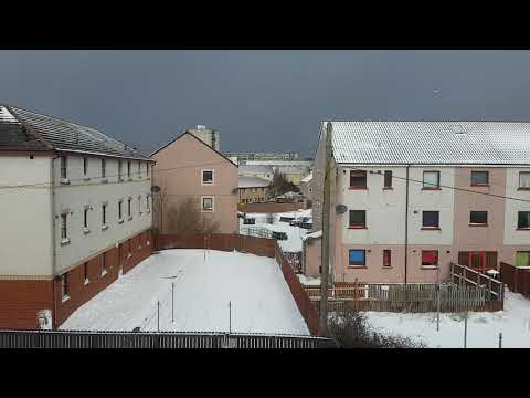 Weather in Scotland- timelapse.