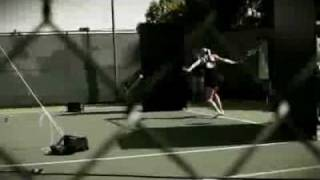Maria Sharapova Nike Training Video 2010