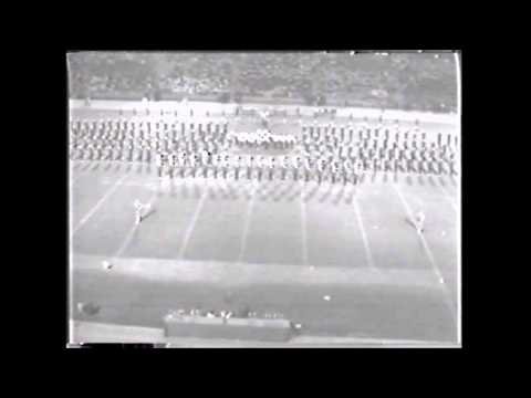 1975 Troy State University Marching Band