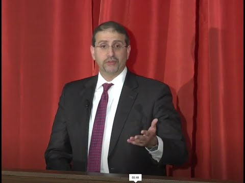 The United States And Israel Face A Changing Middle East - Ambassador Daniel B. Shapiro