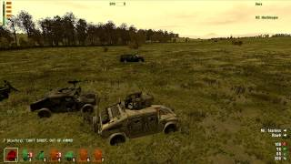 Wasteland Quick Clips - BTR-90 & T-55 Takedowns