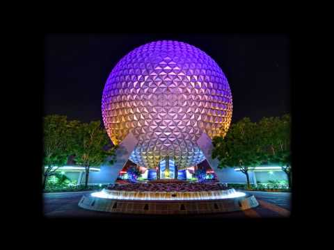 Epcot entrance music loop