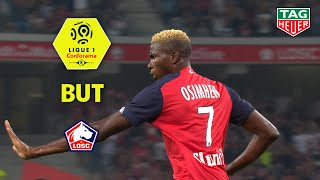 But Victor OSIMHEN (37') / LOSC - AS Saint-Etienne (3-0)  (LOSC-ASSE)/ 2019-20