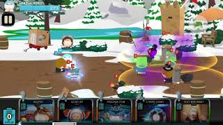 South Park Phone Destroyer Episode 11 Stage 2 Canadian Knight Ike