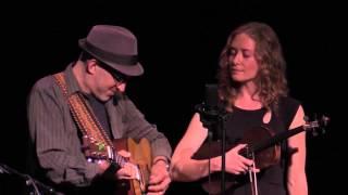 Dan Frechette and Laurel Thomsen -