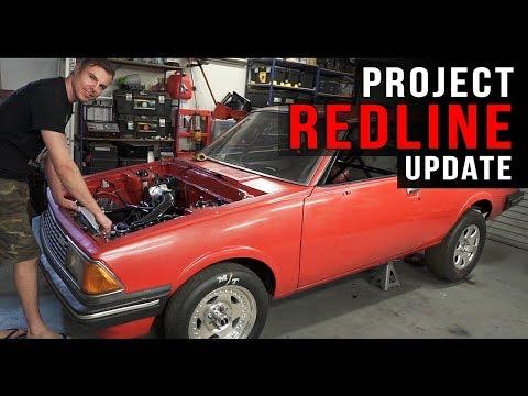 Project Redline update   Mazda rotary build