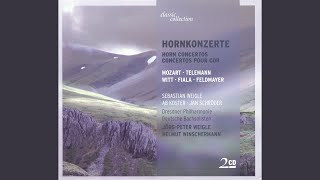 Horn Concerto No. 2 in E-Flat Major, K. 417: II. Andante
