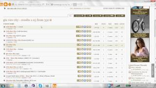 How to download torrents (kickasstorrents.com).
