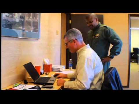 Botswana fighter pilots graduate Reno flight program