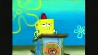 SpongeBob SquarePants/Satanic All Seeing Eye of Horus/ Illuminati brainwashing children in cartoons!