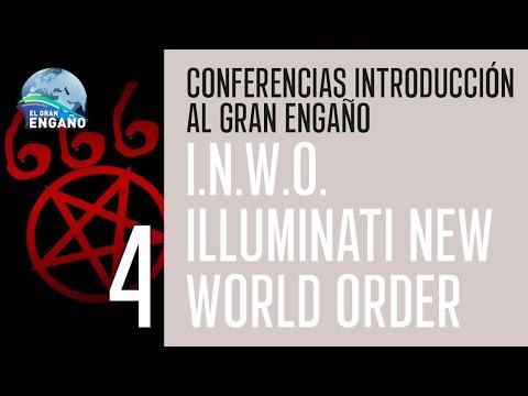 INWO - ILUMINATI NEW ORDER WORLD MUNDIAL O Jogo da Nova Ordem Mundial 2016 A 2050