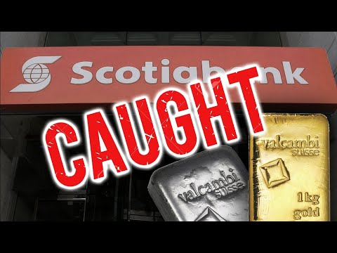 alert:-scotiabank-caught-manipulating-precious-metal-prices!-must-pay-over-$127-million!